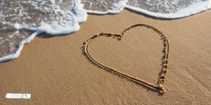 Woorden in het zand